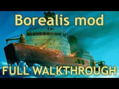 Half-Life 2 Beta: Borealis mod