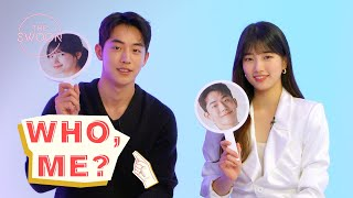 Bae Suzy and Nam Joo-hyuk tell us what they really think of each other | Who, Me? [ENG SUB]