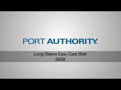 Port Authority® Long Sleeve Easy Care Shirt. S608