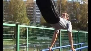 Гимнастика в Питере. Брусья