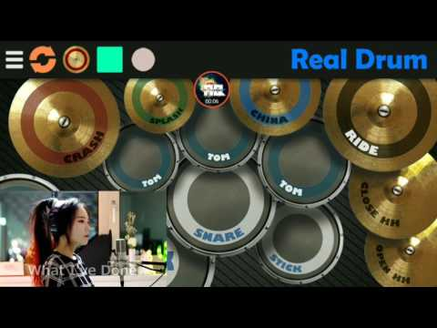 Linkin Park - What I've Done (real drum cover ft JFla)