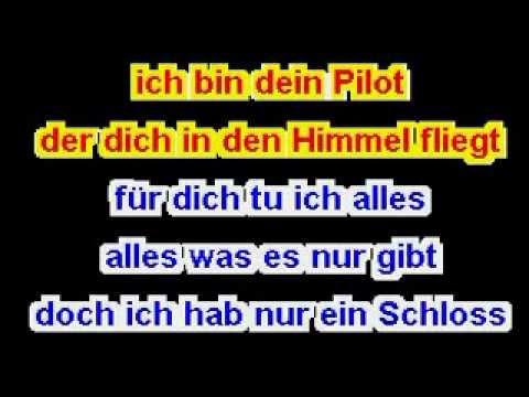 Ich bau dir ein Schloss - in the style of Jürgen Drews Karaoke.flv