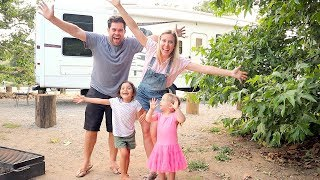 OUR NEW HOME!! RV LIFE YouTube Videos
