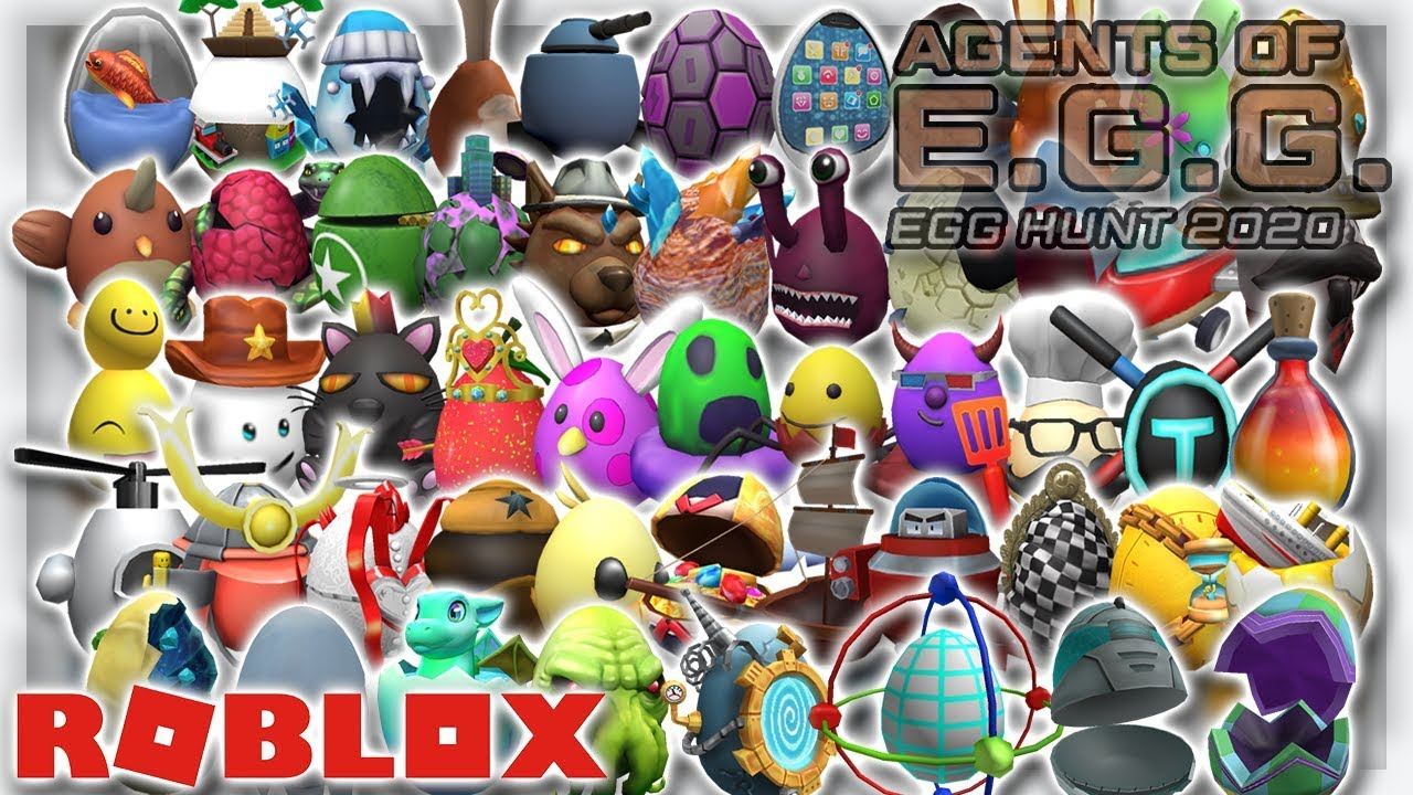 Roblox Egg Hunt Walkthrough Roblox Egg Hunt 2020 How To Get Every Egg Ultimate Guide Youtube