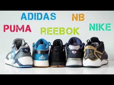 Как определить оригинальные кроссовки от подделки