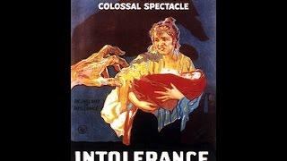Нетерпимость - фильм картина считается шедевром эпохи немого кин