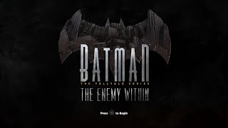 Batman: the enemy within - gameplay walkthrough - episode 1: the enigma (batman the telltale series)