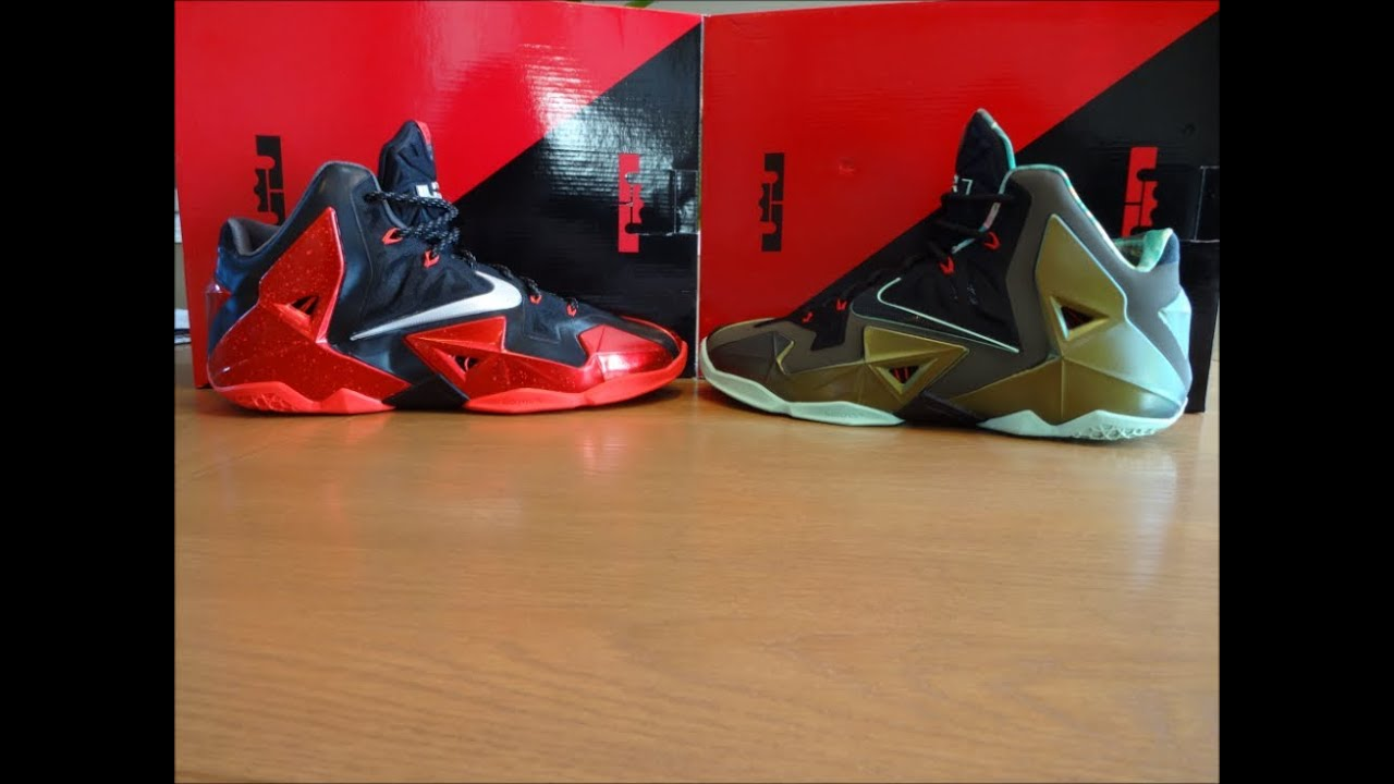 fd8e9023459f promo code for kick lebron 11 kings pride vs. lebron 11 bred miami away  276d4