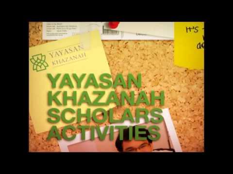 YK Scholarship Programmes Video