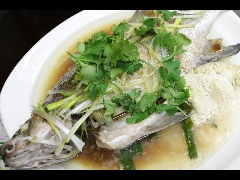 Steamed Whole Fish 蒸魚