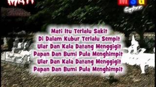 Mati - Hijjaz + Lirik Lagu.