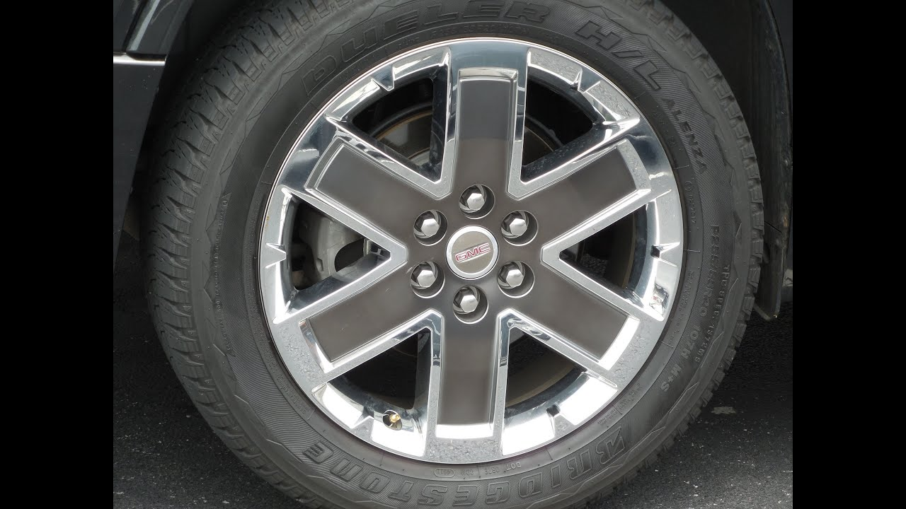 What Size Rims And Tires Fit My Car