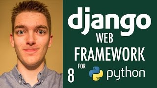 How to Build a Functioning Login Page in ONE Video! (Django Tutorial) | Part 8