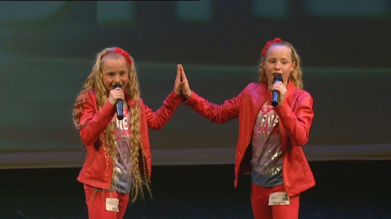 myl 232 ne en rosanne spiegelbeeld finale auditie junior