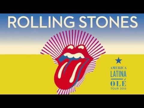 Los Rolling Stones Anunciada turnê América Latina Olé!