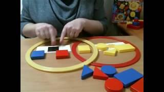 Игры с кругами Эйлера - Венна