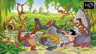 The Jungle Book 1967 Moments [HD] - Best Walt Disney Animations - All the Moments Great in Movies