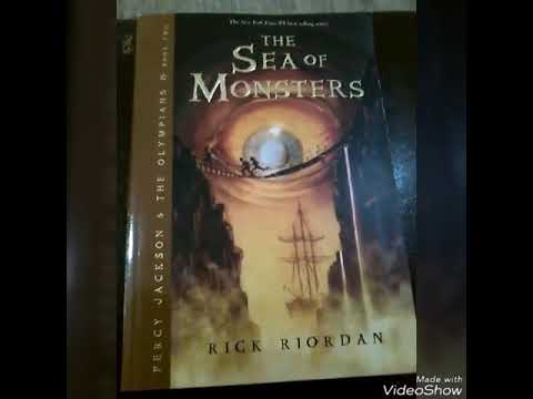 Percy Jackson:The Sea of Monsters Book Review
