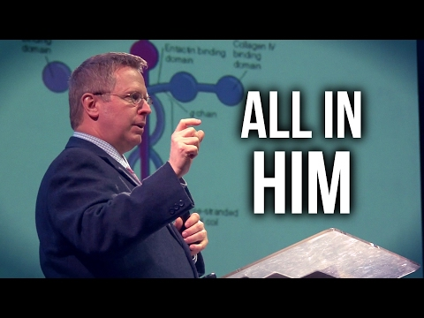 """All In Him: A Study in Colossians"" Part 1 – Pastor Raymond Woodward"