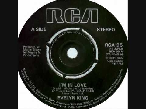Evelyn King - I'm In Love (Dj