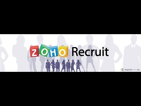 Zoho Recruit - Training Video