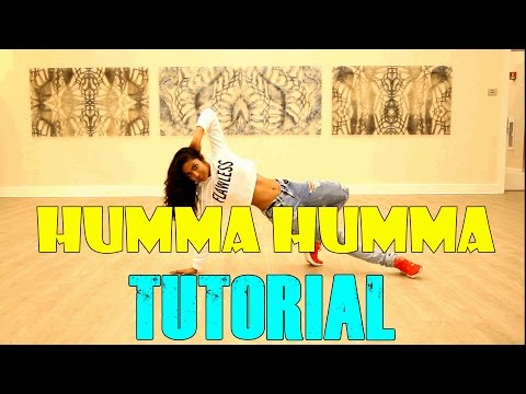 Humma Humma Dance Tutorial | OK Jaanu | @iDanceWithAbby