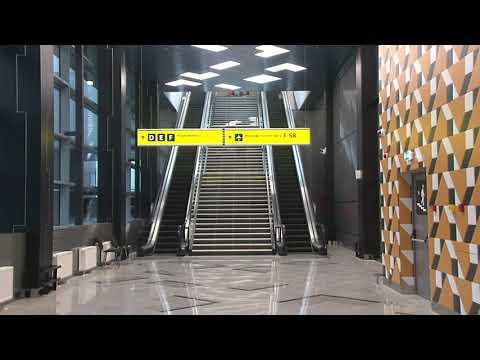 Terminal D Terminal E Tunnels SVO