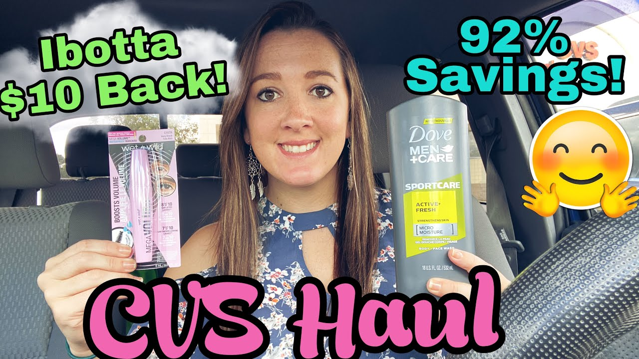 CVS Haul Get $115 of Products for $9! I 10/25-31/2020