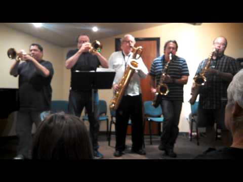What Is Hip? - Tower Of Power Horn Section