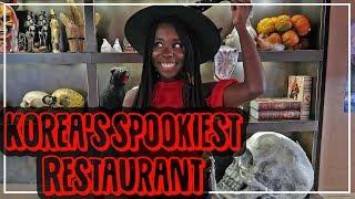 Korea's Spooky Halloween Restaurant 👻