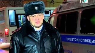 12 маршрутных такси сняты с рейсов(Сотрудники ГИБДД Приморского района проводят массовую проверку общественного транспорта ------------------------------..., 2016-02-16T19:58:09.000Z)