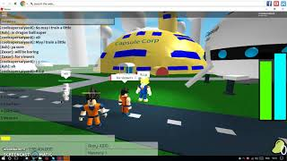 Dragon ball legendary powers[]With Zax and my friends ROBLOX
