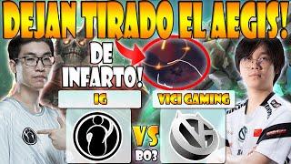 INVICTUS GAMING VS VICI GAMING BO3[GAME 1]ELIMINACIÓN- ORI VS EMO-THE INTERNATIONAL 1 - DOTA 2 PRO