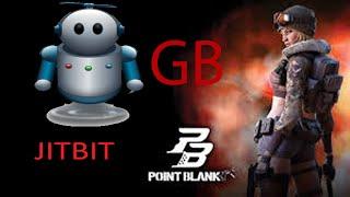 Cara Mudah Naik Pangkat (GB) Menggunakan Jitbit Gratiis Point Blank Garena Indonesia [TRIK PB EPS1]