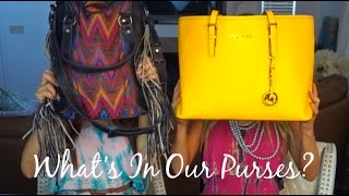 What's In Our Purses? Thumbnail