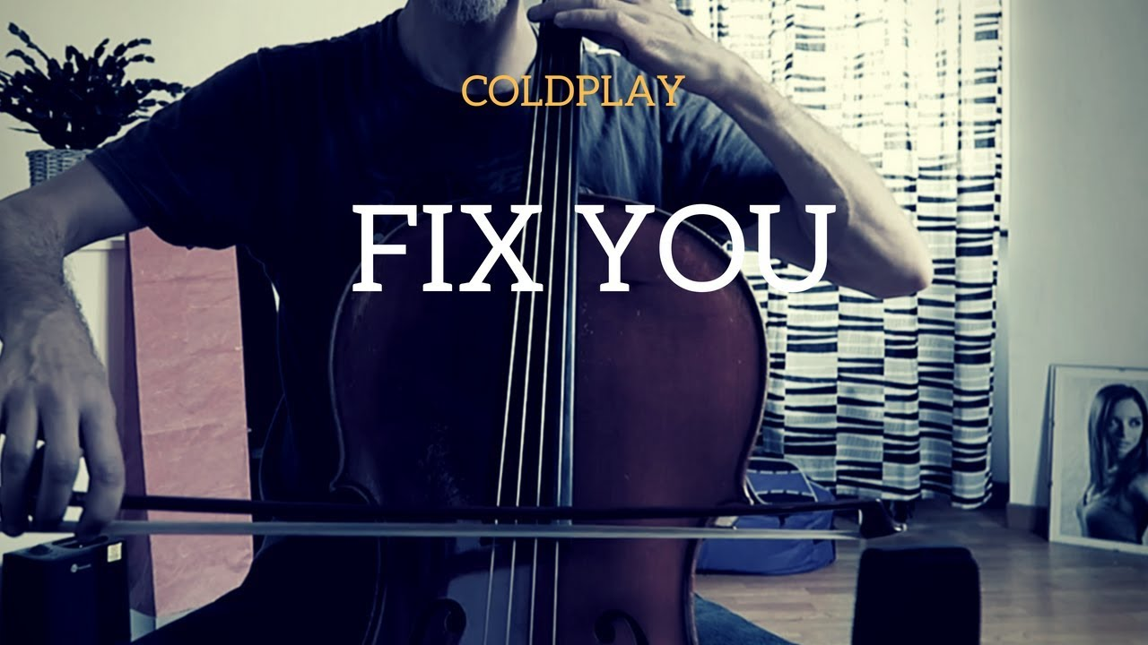 how to play fix you on piano