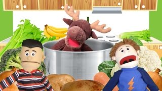 I Want Stew | Simple Food Song for Kids