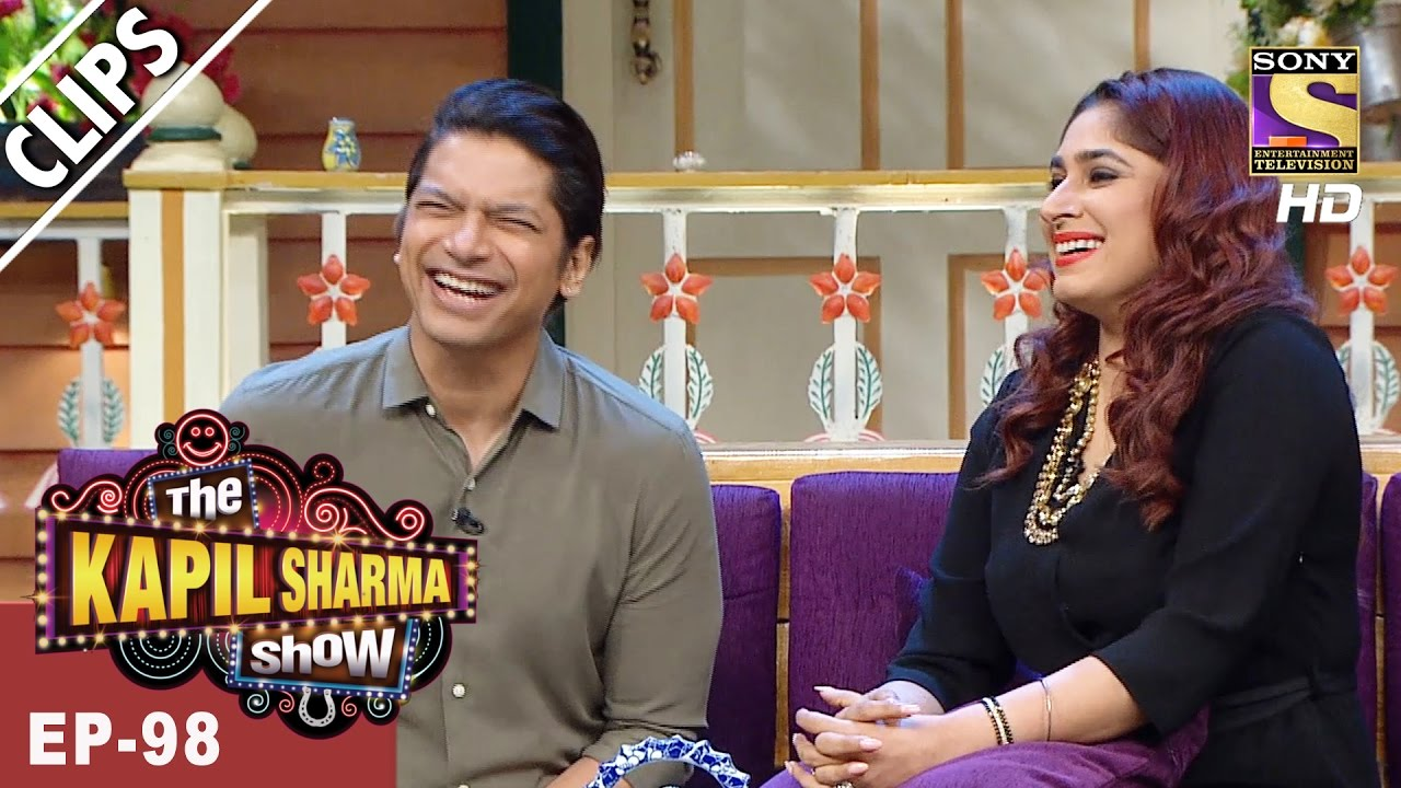 Popular Playback Singer Shaan On Kapil's Interview Couch- The Kapil Sharma  Show - 16th Apr, 2017