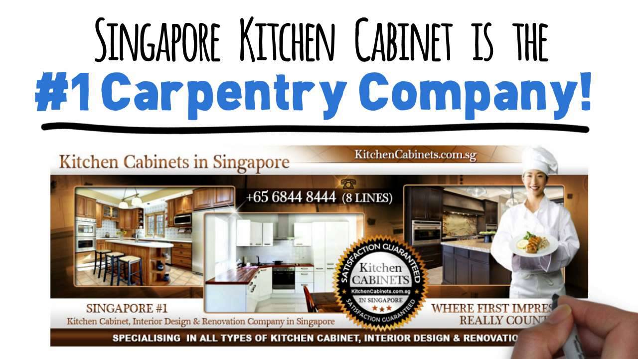 Kitchencabinets.com.sg - Introduction - YouTube