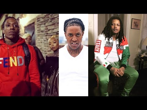 Rico Responds To Fbg Duck Saying He was SH00K Riding in His Hood & Clout Chasing by Dissing