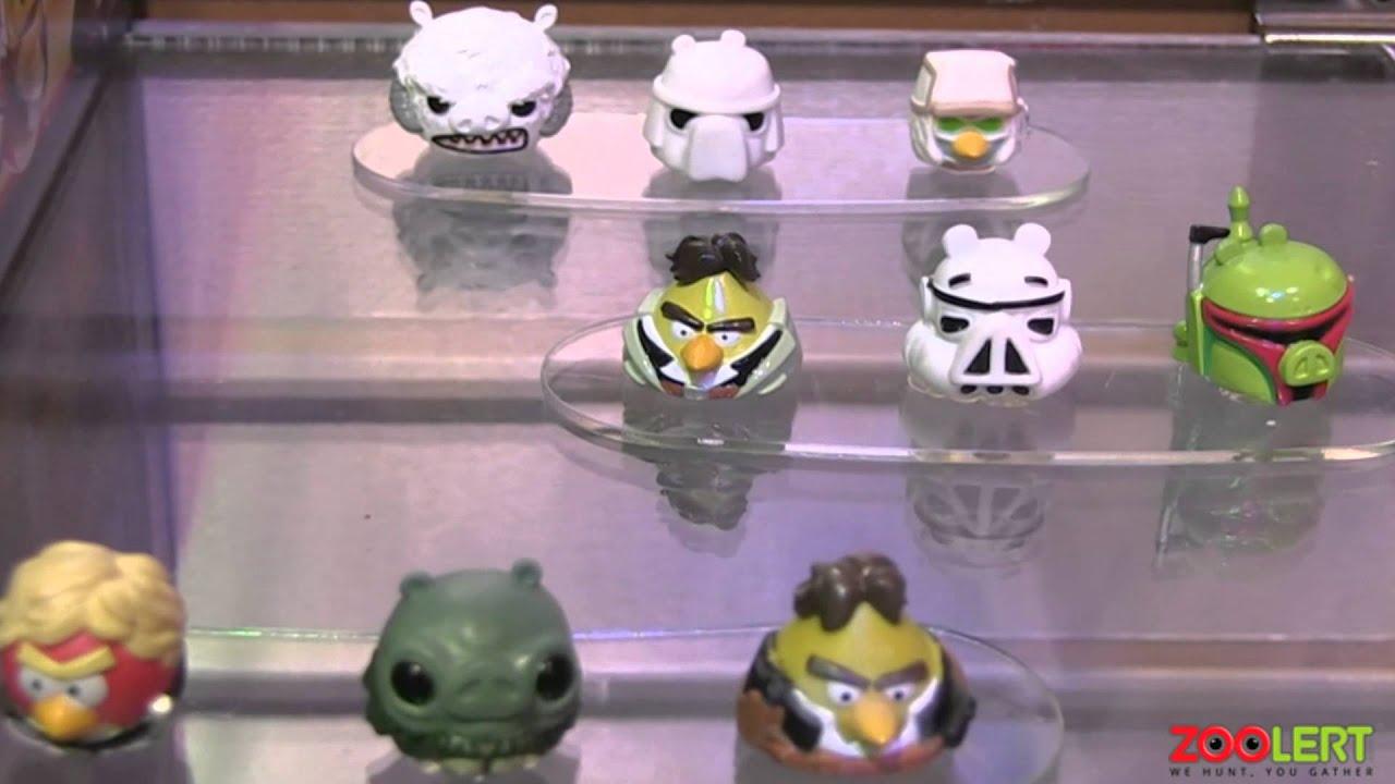 angry birds star wars ny toy fair 2013 youtube