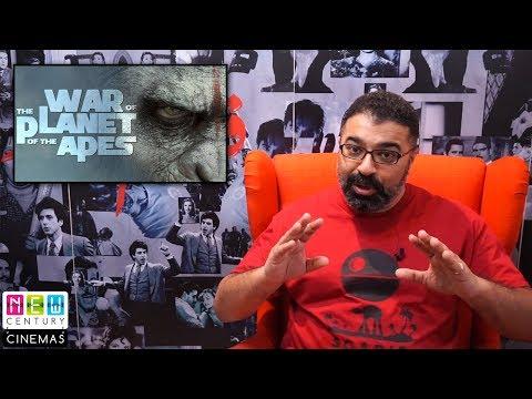 مراجعة بالعربي لفيلم War for the Planet of the Apes   فيلم جامد