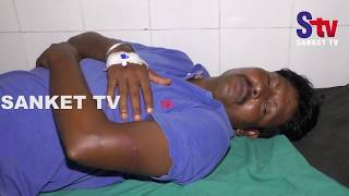 Odisha : Youths critical in attack over collection of chanda for Raja celebration | Sanket Tv