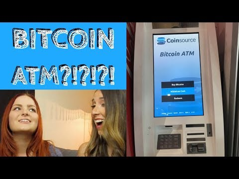 Bitcoin ATM: A Step-by-Step Walk Through