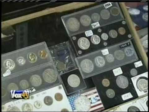 Fox interview with a coin dealer