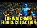 The Watchmen Action Figure Collection, Comics & Movie Review