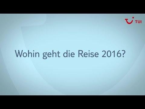 Deutsche planen 2016 mehr Urlaubsreisen / Aktuelle Umfrage zum Reiseverhalten / TUI Deutschland: 2016 wird ein Spanienjahr / Heiße Phase für das Reisegeschäft startet zur CMT