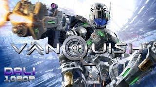 Vanquish PC Gameplay 1080p 60fps