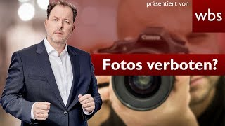 Fotoverbot im Museum? Der Kampf um Wikipedia-Fotos | Rechtsanwalt Christian Solmecke