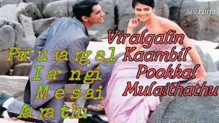 Ale | Ale | Egiri | kuthithaen | whatsapp status lyrics thumbnail